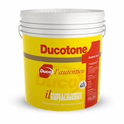 DUCOTONE BIANCO AUTENTICO CLASSICO LT. 5
