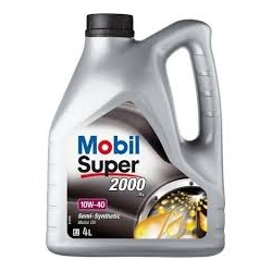 OLIO MOBIL SUPER 2000 10W40 DA 5LT